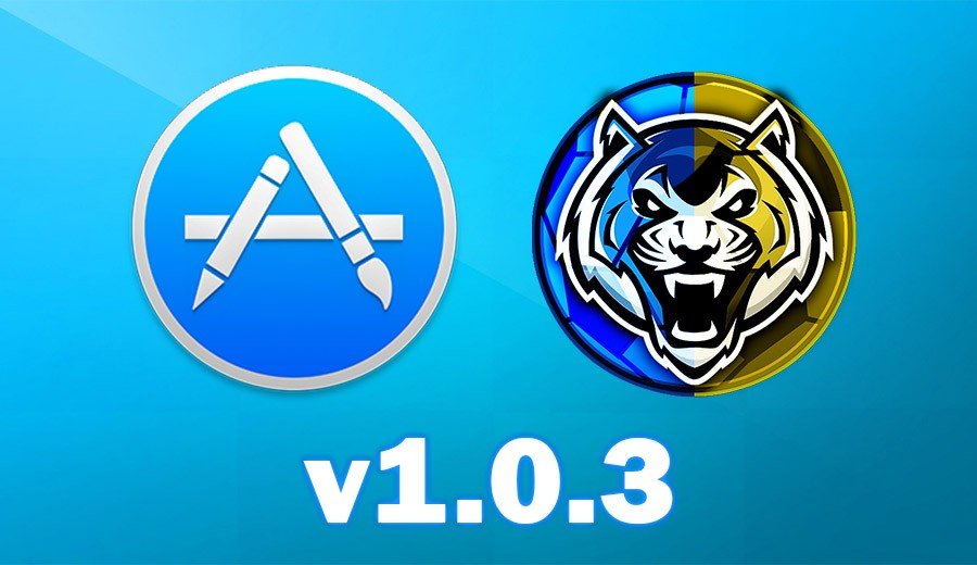 Update for iOS: v1.0.3