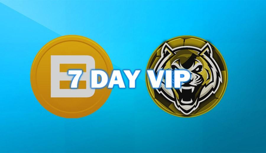 7 Day VIP Gift!