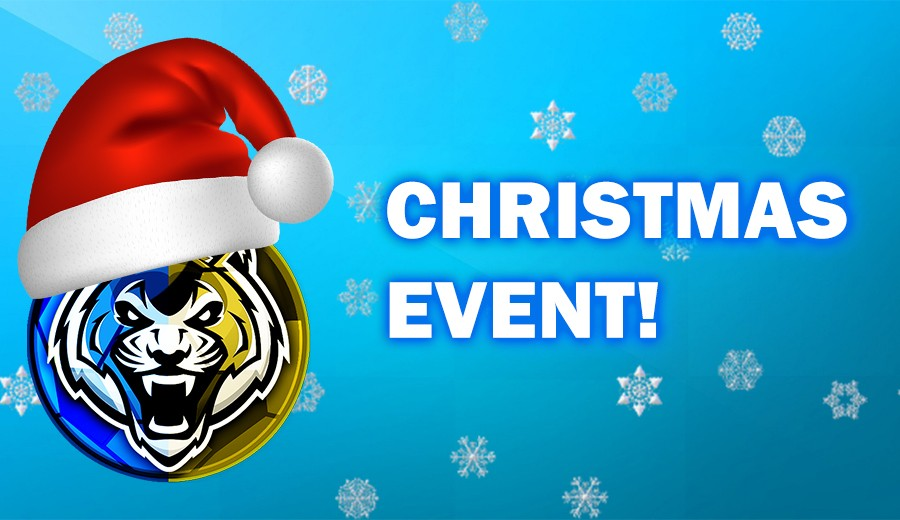 Christmas Event! %50 Bonus!