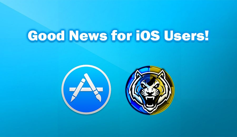 Good News for iOS Users!