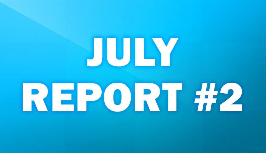 July Report #2