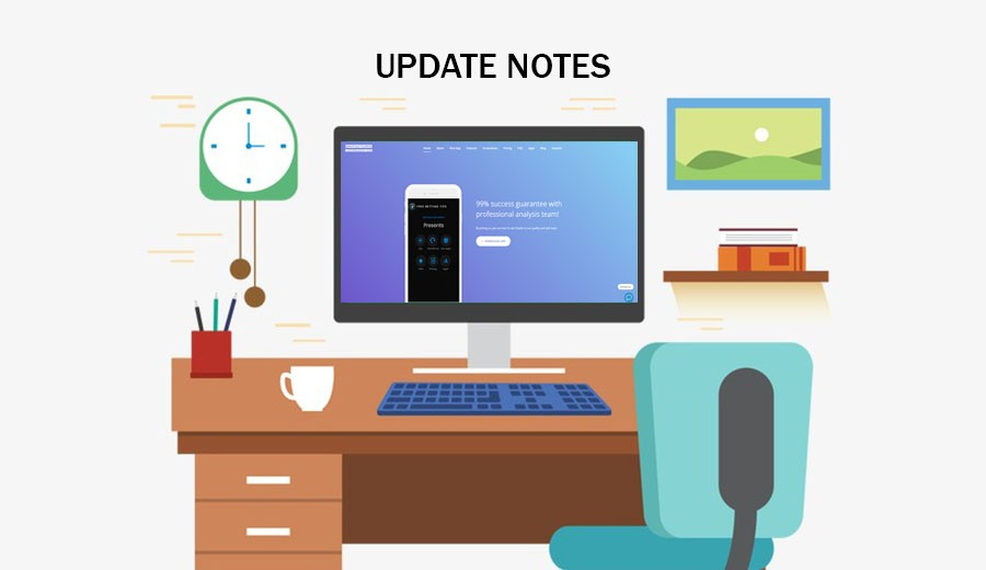 Update Notes